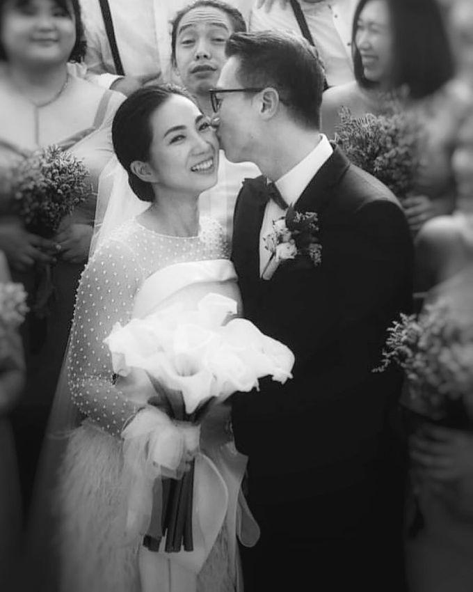 Ardi & Jen Wedding at The Hermitage Menteng by Catalina Flora - 014