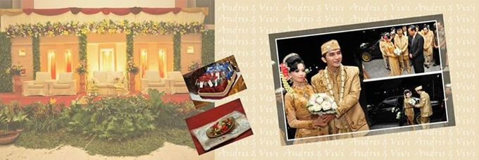 Wedding Andris & Vivi by Charis Production - 041