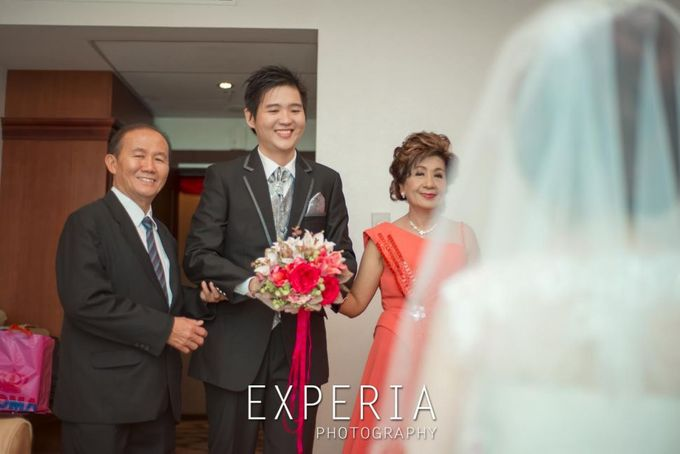 Benny & Sylvia Wedding by Experia Photography - 009