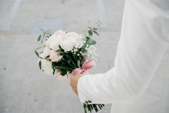 The Wedding of Bella & Ryan by Benoite Florist - 003