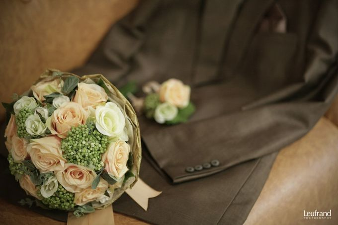 The Wedding of Adeline & Stevan by Leufrand Photography - 001