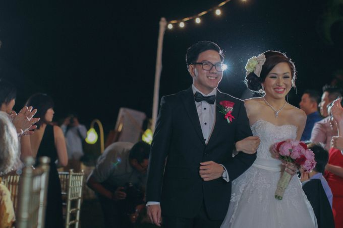 Brian & Imelda Bali Wedding by Ian Vins - 043