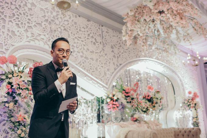 Tomas & Asti Jakarta Wedding by Ian Vins - 037