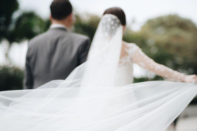 Rudy & Irene Wedding by One Heart Wedding - 028