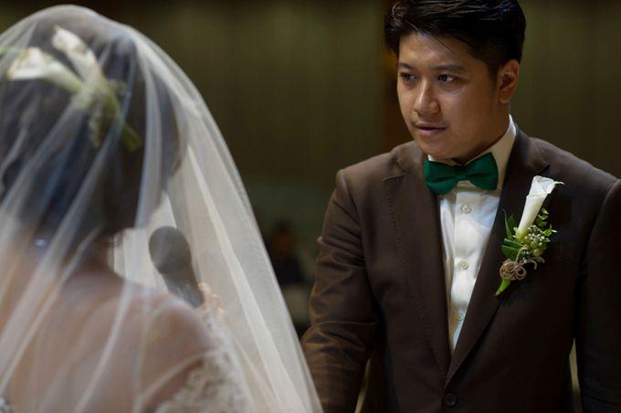 Mr. Albert & Mrs. Ferdina wedding by Brillington & Brothers - 005