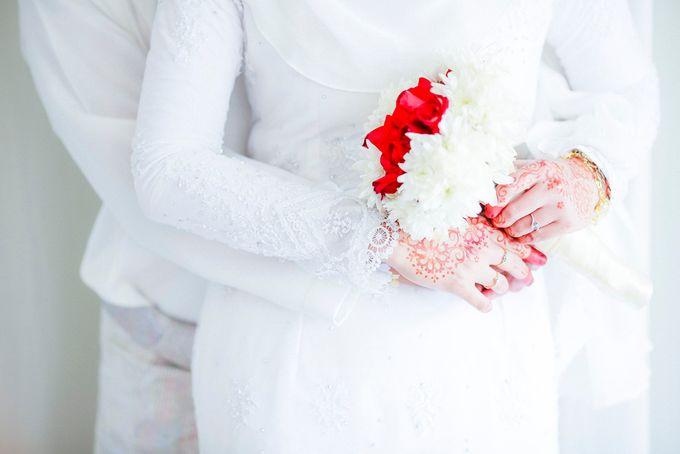 Zuhairah & Fuad by The Rafflesia Wedding & Portraiture - 049