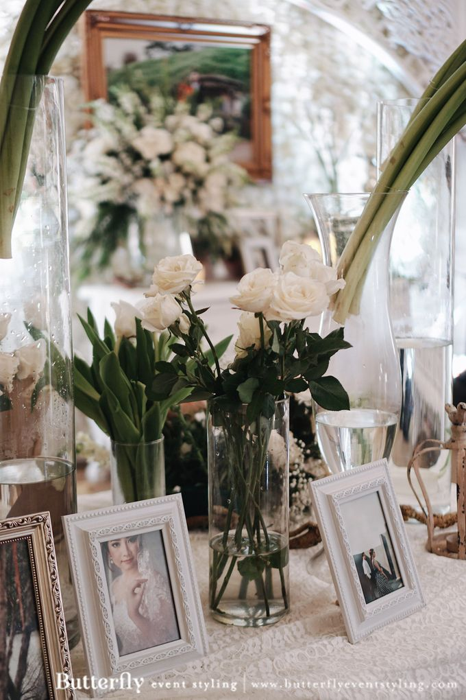 The Wedding of Hananto & Choerunissa by Butterfly Event Styling - 007