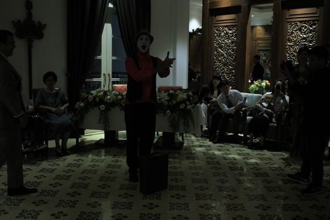 MC Wedding Intimate Plataran Menteng Jakarta - Anthony Stevven by THE PALACE Jeweler - 007