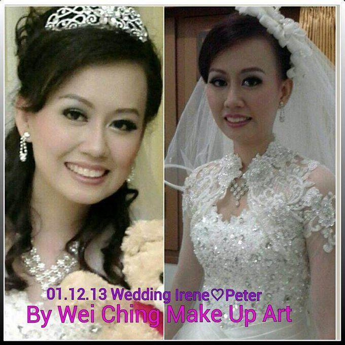 Weiching Bridal by Weiching Bridal Make Up - 015