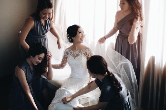 Rudy & Irene Wedding by One Heart Wedding - 014