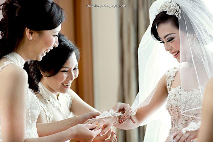 Wedding of Erick & Stephanie by V-lite Photography - 005