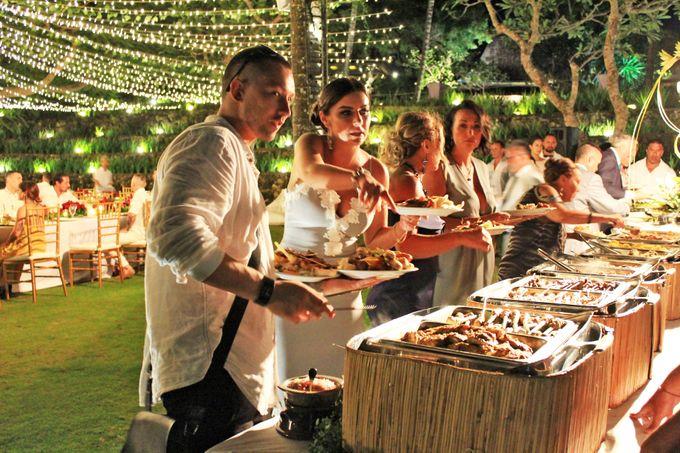 Amy & Josh Wedding Reception by KORI Catering - 003