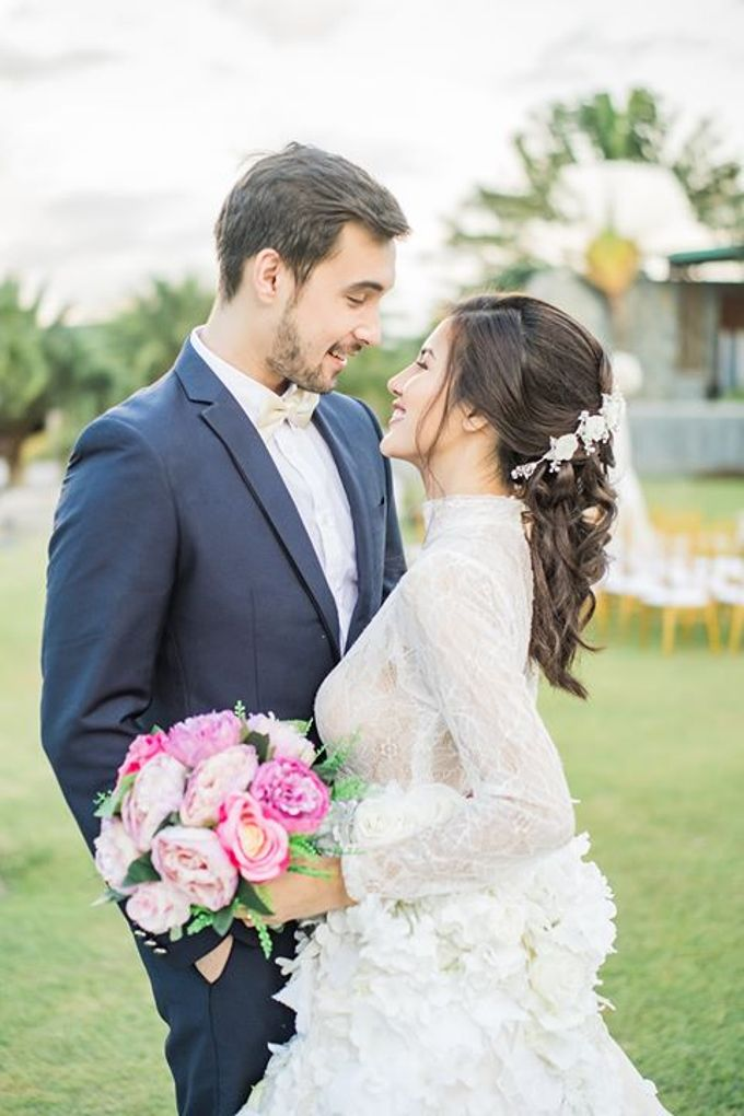 Wedding Editorial - Xavier and Catrhina by Love And Other Theories - 041