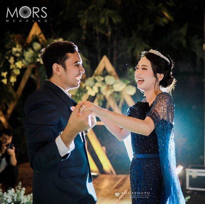 The Wedding of Priska & Adil by MORS Wedding - 014