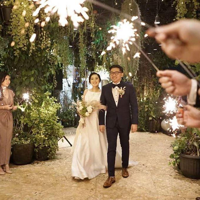 Juliana & Jonthan Wedding by Barva Entertainment - 005