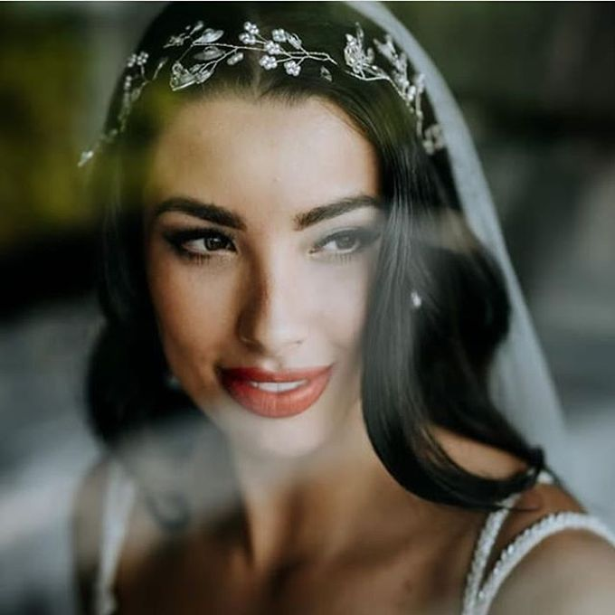 Airbush makeup by Bali Hair and Makeup  / Anja buerck - 002