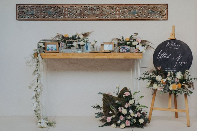 Romantic-Modern Wedding at Alila Uluwatu by Silverdust Decoration - 026