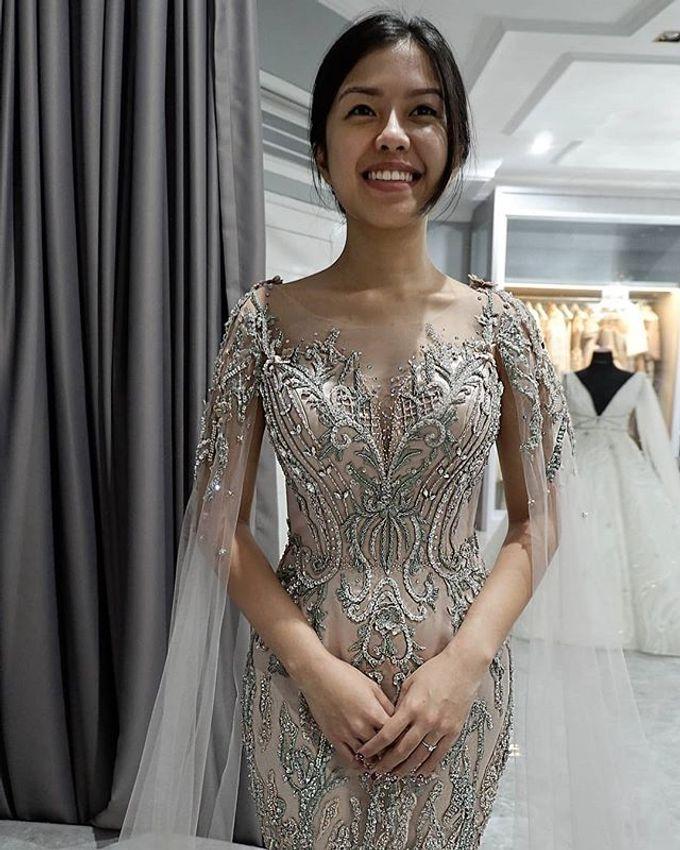 Togi & Sarah Wedding by METTA FEBRIYAN bridal & couture - 004