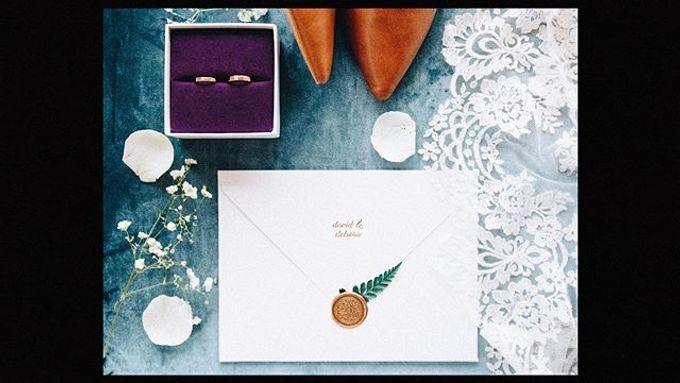 Wedding Ring : David & Debora by The Glint & Glaze - 002