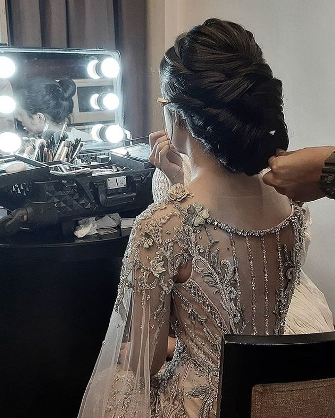 Togi & Sarah Wedding by METTA FEBRIYAN bridal & couture - 009