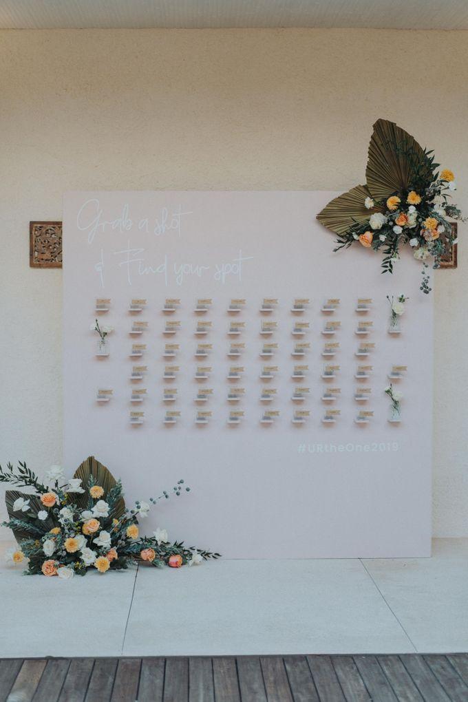 Romantic-Modern Wedding at Alila Uluwatu by Silverdust Decoration - 029