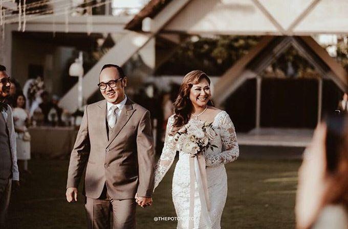 WEDDING OF ROSEVANA TARA AND EMILE by VEZZO STUDIO by Christie Basil - 006