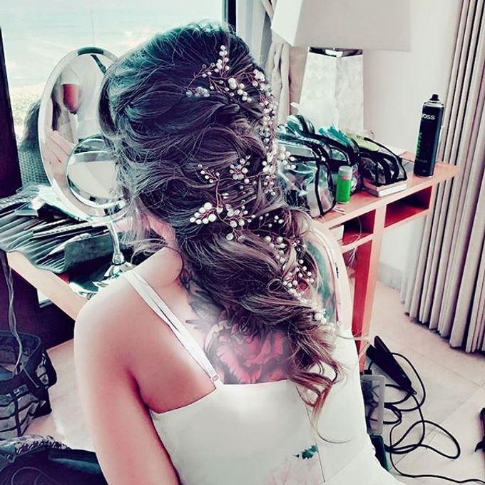Mermaid Braid by Bali Hair and Makeup  / Anja buerck - 001