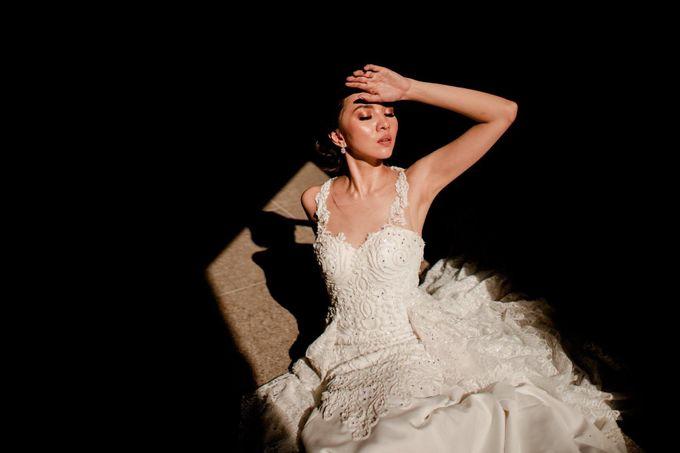Bride Maite by SEKA Makeup Artist - 004