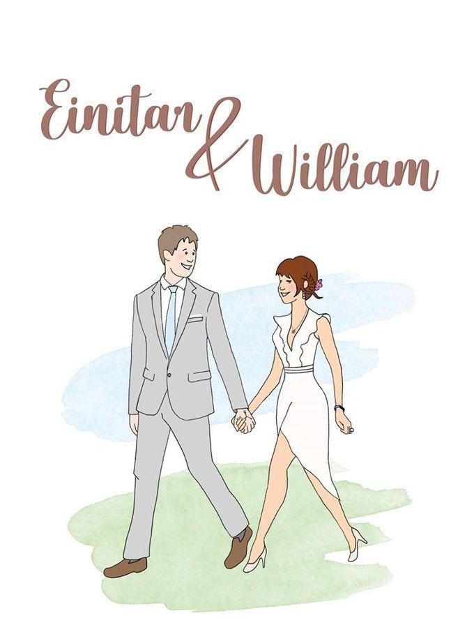 WED Einitar & Willeam by phuketselfieprint - 001