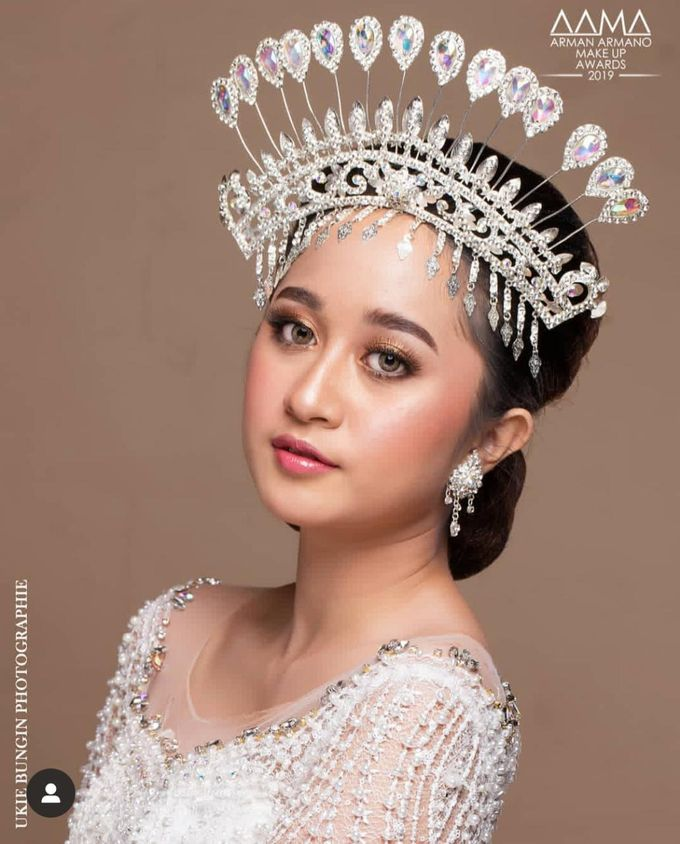Wedding Makeup by SS Wedding - 002