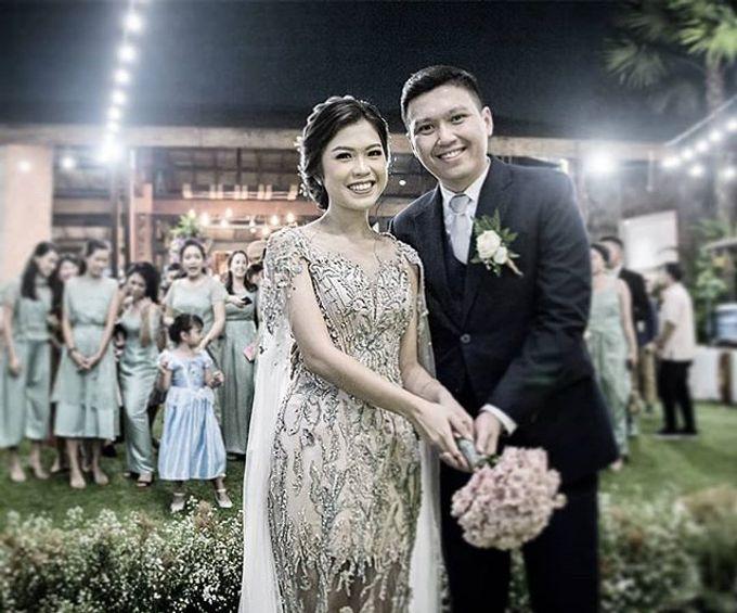 Togi & Sarah Wedding by METTA FEBRIYAN bridal & couture - 011