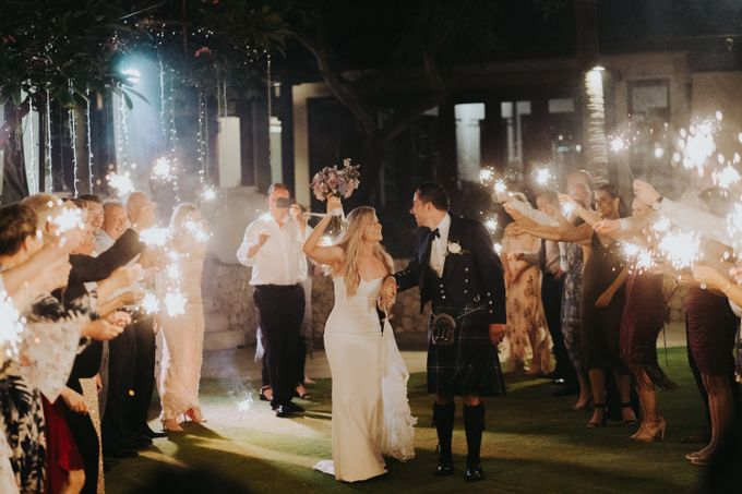 Beautiiful Clifftop Wedding of Kyle & Kelly by Silverdust Decoration - 008