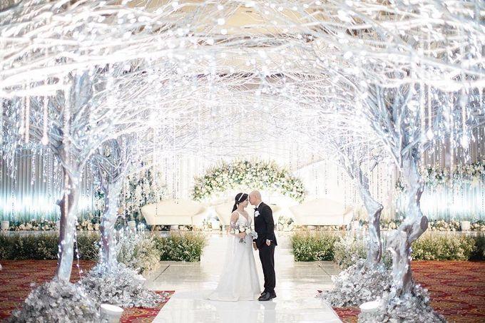 The Wedding of Hengky & Pingkan by The Ritz-Carlton Jakarta, Mega Kuningan - 003