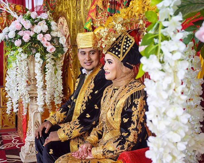 Resepsi Ikhsan & Fauzia by Putra Achmad - 001