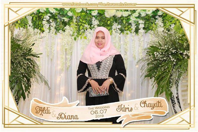Aldi & Diana - Idris & chayati Wedding party by The Caramel's Corner - 016