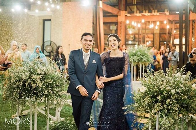 The Wedding of Priska & Adil by MORS Wedding - 010