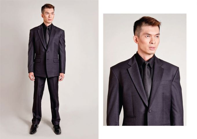 Silver Point by Philip Formalwear - 010
