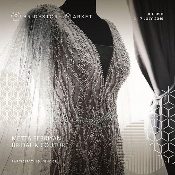 Miss Yenny Wedding by METTA FEBRIYAN bridal & couture - 005