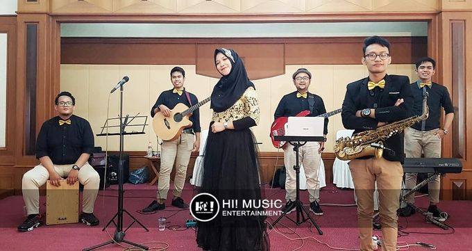 Wedding Reception Events (The Band) by Hi! Music Entertainment - 037