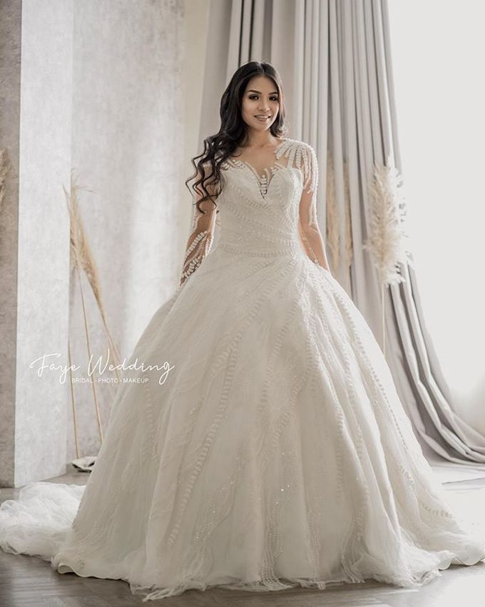 Wedding Gown Collections  by Faye Wedding - 017