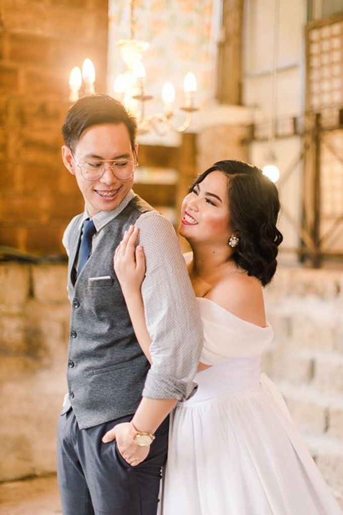 Prenup of John and Vana by Love And Other Theories - 025