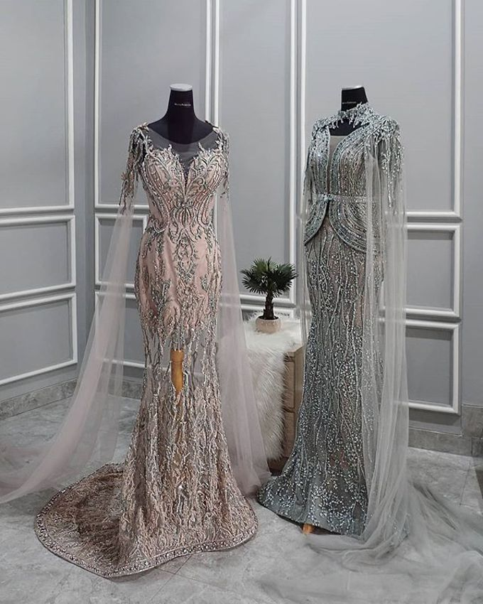 Togi & Sarah Wedding by METTA FEBRIYAN bridal & couture - 008