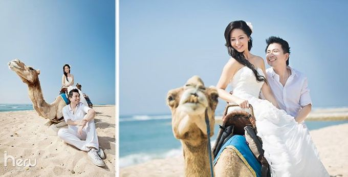 Pre Wedding J & F by Heru Photography - 002