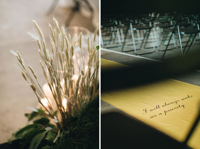 Atlantis Wedding by Arch and Vow Studio - 005