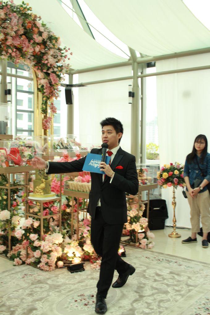 MC Sangjit & MC EngagementnThe Glass Terrace Grand Hyatt Jakarta  By Double V Entertainment by Anthony Stevven - 008