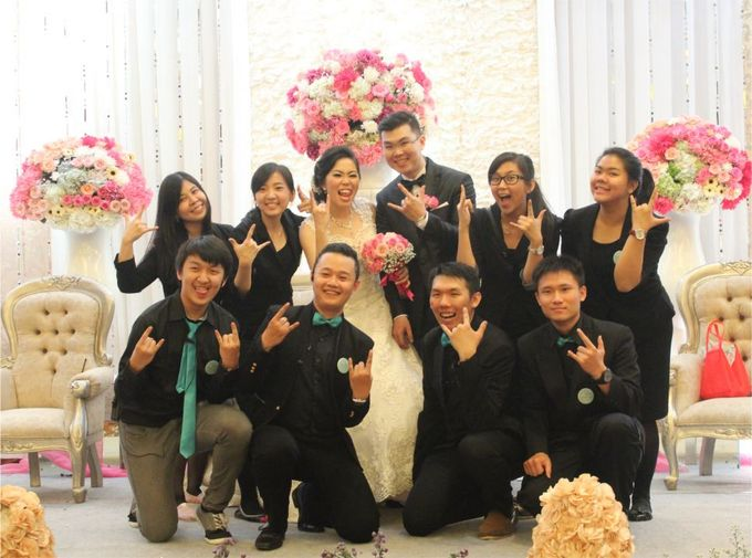 The Wedding of Herianto & Yunita by JULIANA DECOR - 002