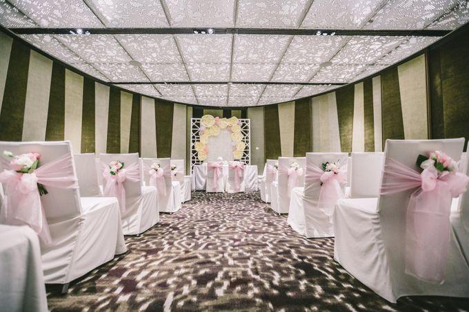 Wedding of Huang & Imelda by Rosette Designs & Co - 008
