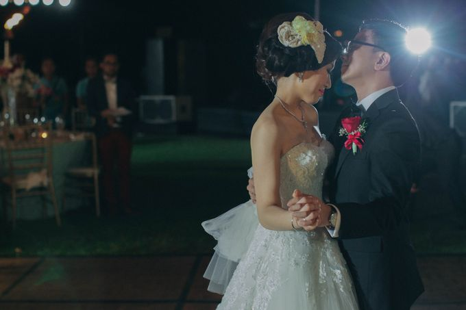 Brian & Imelda Bali Wedding by Ian Vins - 044