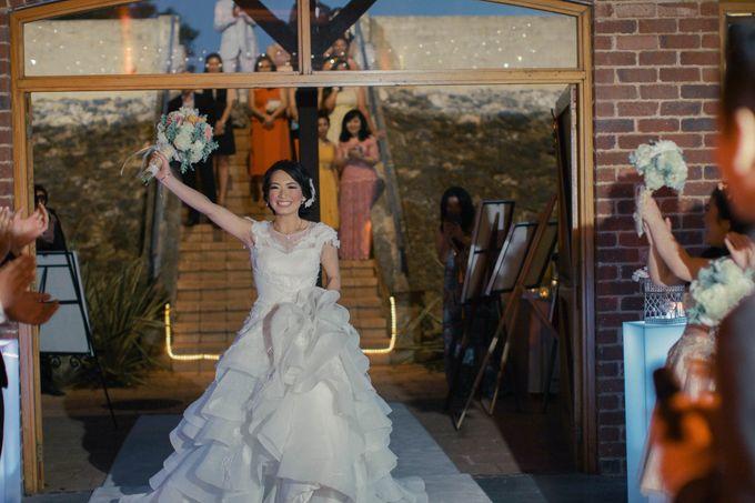 Ivan & Laviana Perth Wedding by Ian Vins - 043