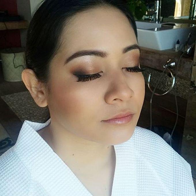 Airbush makeup by Bali Hair and Makeup  / Anja buerck - 037